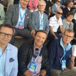Tosiurheilijoiden seurassa Turussa 2016 -Paavo Nurmi Games